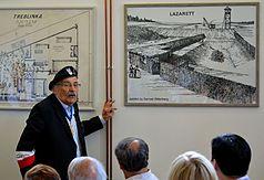 Samuel Willenberg Treblinka 2 sierpnia 2013 01