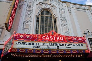 Frameline Film Festival annual film festival held in the San Francisco Bay Area, USA