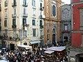 San Lorenzo Maggiore in central Naples.jpg