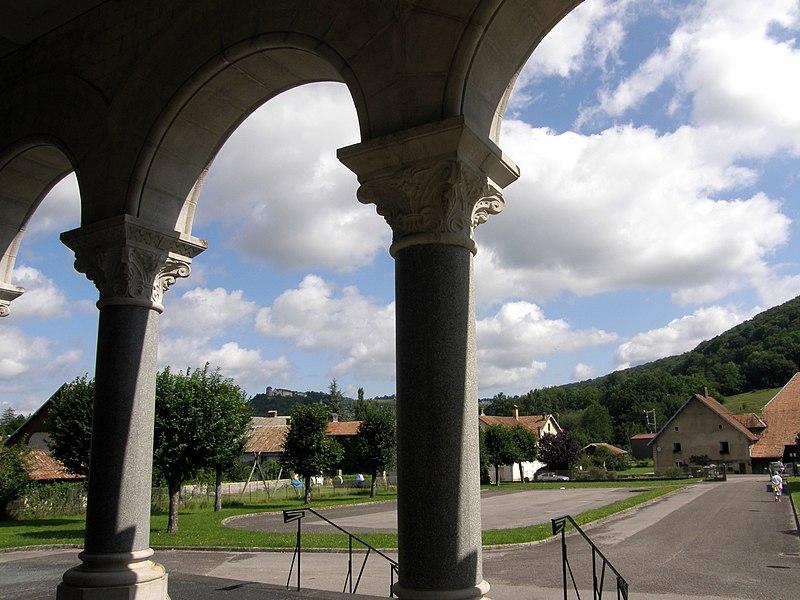 Sancey-le-Long, France