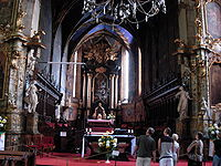 Sandomierz Cathedral - 04.JPG