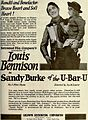 Sandy Burke of the U-Bar-U (1919) - Ad 1.jpg