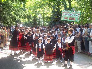 Soria - San Juan's feast day in Soria.