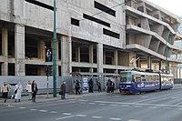Sarajevo Tram-504 Line-3 2011-10-31.jpg