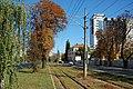 Sarajevo Tram-Line Hotel-Bristol 2011-10-16.jpg