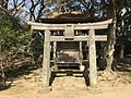 Sasagane Shrine in Kurume Castle.jpg