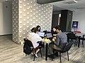 Saturday workshop at Wikimedia Armenia (14.09 2019) 02.jpg