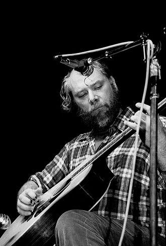 John Fahey (musician) - Fahey performing in Paris, 1984