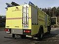 Scania Rescue Fire truck P380 Crewcab Rosenbauer Egenes brannteknikk Yellow Gul brannbil Porsgrunn kommune brannvesen feiervesen 2020-01-23 DSC02567.jpg