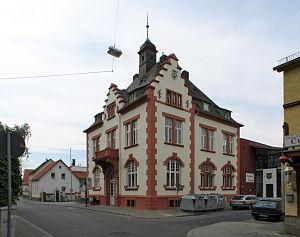 Schierstein - Schierstein Rathaus