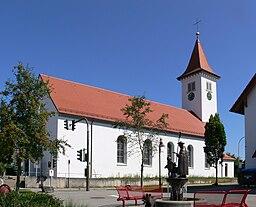 Schlier Pfarrkirche 2