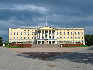 Council of State (Norway) - The council meets in the Royal Palace, Oslo