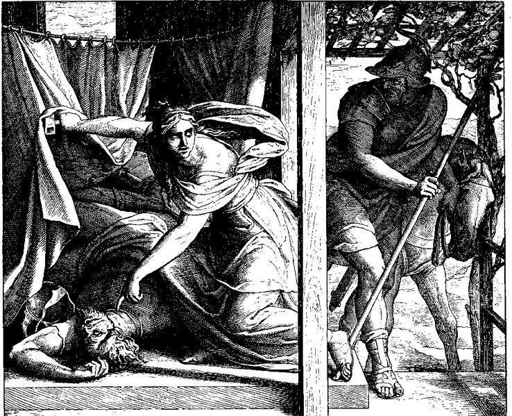 File:Schnorr von Carolsfeld Bibel in Bildern 1860 074.png ...