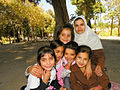 School girls from Herat, West Afghanistan.jpg
