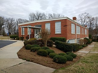 Schoolfield School Complex - Building B