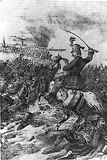 Battle of Schwechat Battle during Hungarian Revolution of 1848