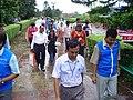 Science Career Ladder Workshop Participants Visiting Science City - Indo-US Exchange Programme - Kolkata 2008-09-17 01305.JPG