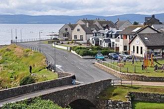 Blackwaterfoot - Image: Scotland, Isle of Arran, Blackwaterfoot (3)