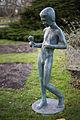 Sculpture Rosenjunge Ludwig Vierthaler Stadtpark Zoo Hannover Germany 01.jpg