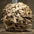 Sculpture in National Museum of Scotland by Andy Goldsworthy.jpg