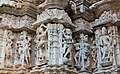 Sculpture of Chittorgarh Fort Mewar Rajasthan India.jpg