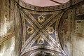 Scuola bolognese (forse lippo di dalmasio), storie di san francesco, ante 1343, volta.jpg