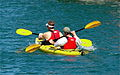 Sea Kayakers Lake Michigan Wisconsin.JPG
