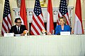 Secretary Clinton Holds a Joint Press Availability With Indonesian Foreign Minister Natalegawa (4999424997).jpg
