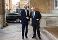 Secretary Kerry Shakes Hands with UK Secretary for Foreign and Commonwealth Affairs Johnson While in London (30326255196).jpg