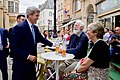 Secretary Kerry Speaks With Tourists in Luxembourg City (28243083792).jpg