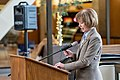 Senator Tina Smith speaking at an event in support of DACA at Hennepin County Government Center Minneapolis, MN (25692558658).jpg