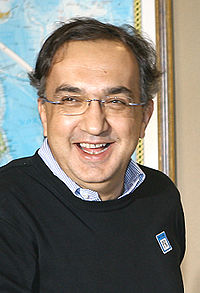Sergio Marchionne - Fiat Chrysler merger now awaits shareholder buy-in