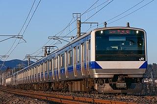 Jōban Line Railway line in Japan