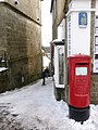 Shaftesbury, postbox No. SP7 46, High Street - geograph.org.uk - 1153020.jpg