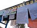 Shaheen Bagh protests Wikipedia banner at the site.jpg