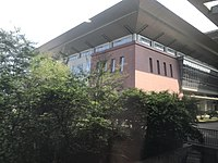 Shaoguan Station from train for Shenzhen North Station.jpg
