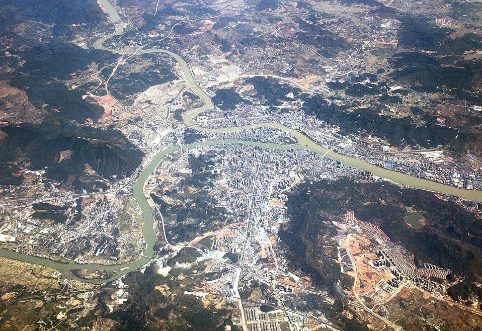 Shaoguan plane Feb 2016