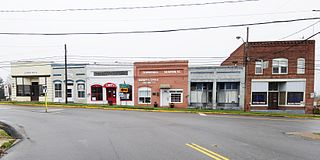 Sharon Downtown Historic District United States historic place