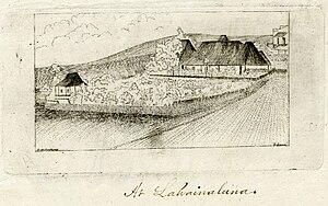 Sheldon Dibble - Sheldon Dibble House at Lahainaluna, 1837