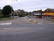 Shide Corner - geograph.org.uk - 485508.jpg