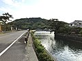 Shizukigawa River near Fukanobashi Bridge.jpg