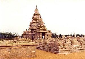 Hindu Makkal Katchi - Image: Shore temple