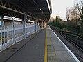 Shortlands station Herne Hill westbound platform look east.JPG