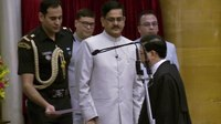 File:Shri. Justice Dipak Misra Sworn in as the Chief Justice of the Supreme Court of India-28-8-17.webm