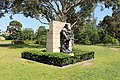 Shrine of Remembrance, Melbourne - statue.jpg
