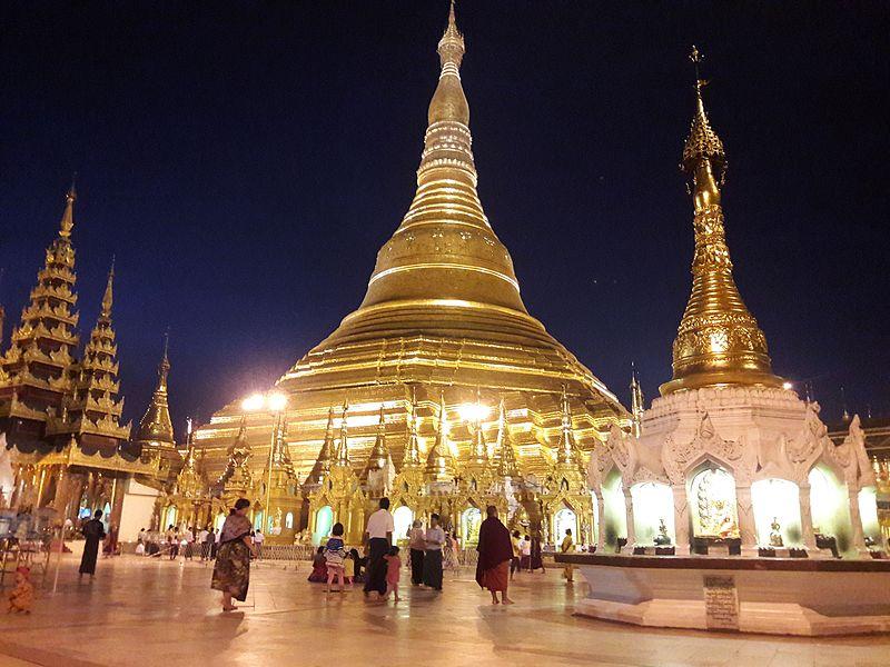 Templos mais bonitos do mundo: Mianmar