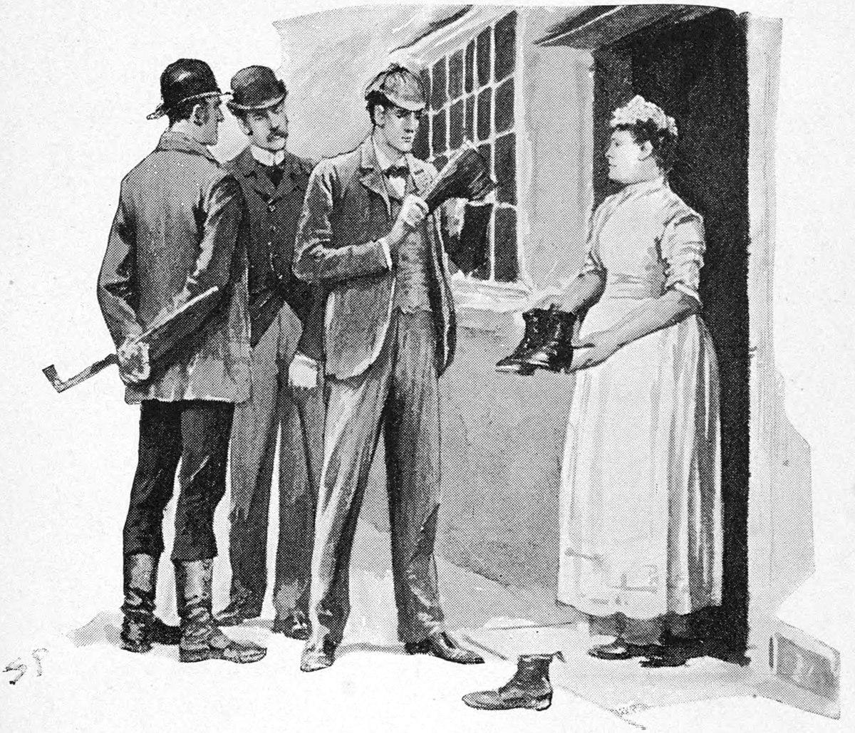 Detective fiction   Wikipedia