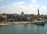 Άποψη της παλιάς πόλης