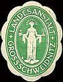 Siegelmarke Landesanstalt - Grossschweidnitz W0213477.jpg