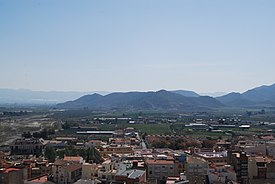 Sierra de Enmedio (Murcia) - Wikipedia, la enciclopedia libre